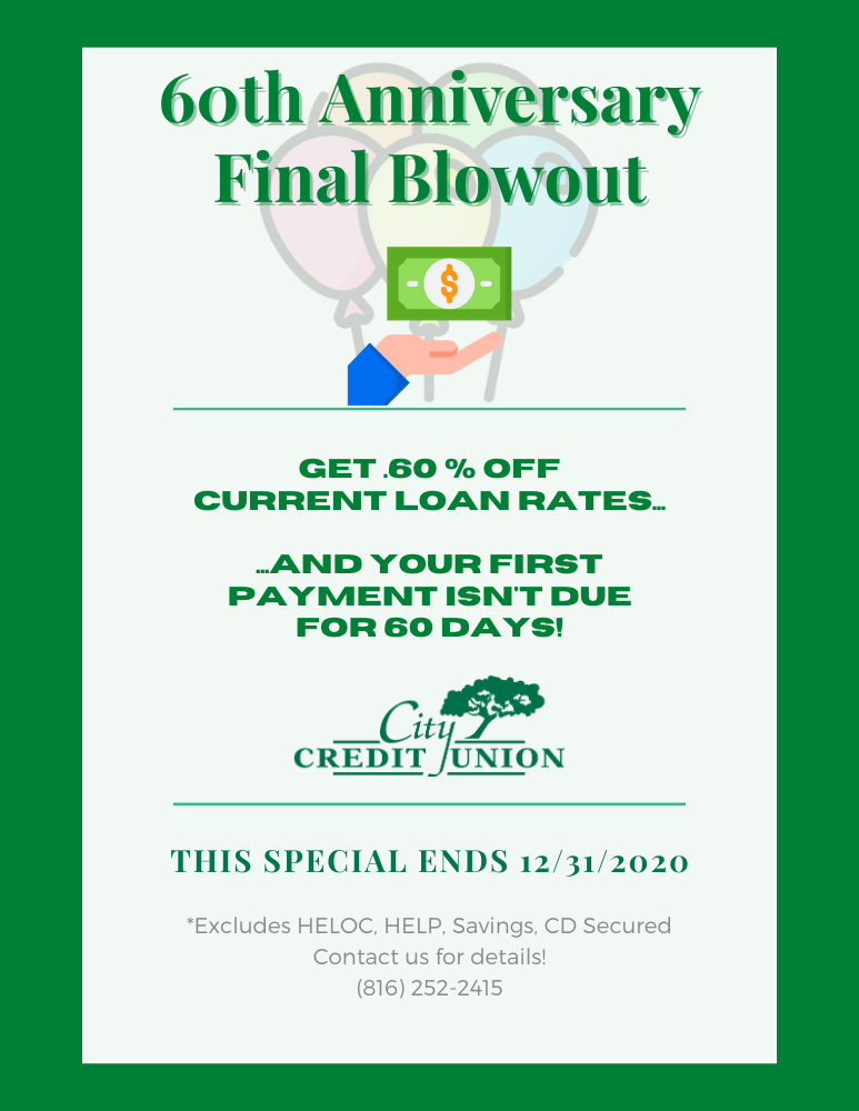 60th Anniversary Final Blowout Special graphic